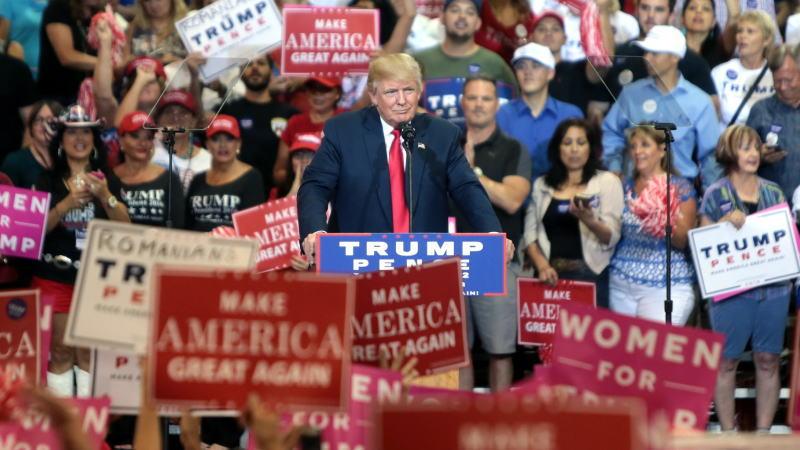 特朗普总统本周取得了任期内最重要的成就,为他明年赢得连任大大加分