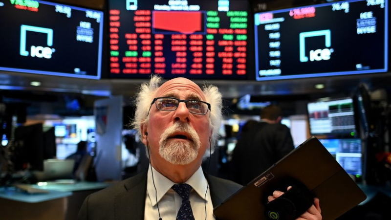 """""""纳斯达克鲸""""的大手笔操作导致股市崩盘?部分市场专家并不这样看"""