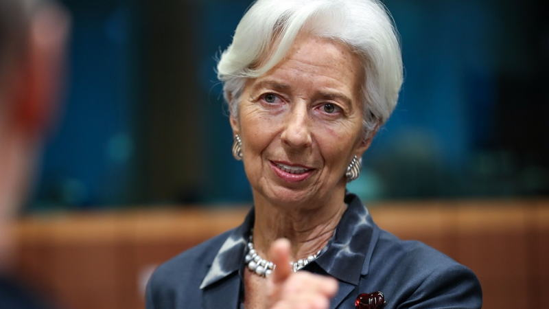 拉加德发出警告:不要认为欧洲央行的货币政策会自动驾驶