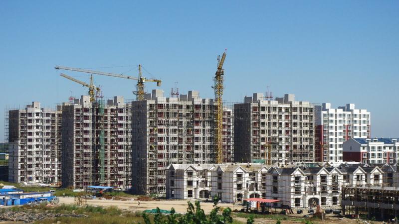 中国监管部门给房地产行业的贷款设定上限,以抑制系统性风险