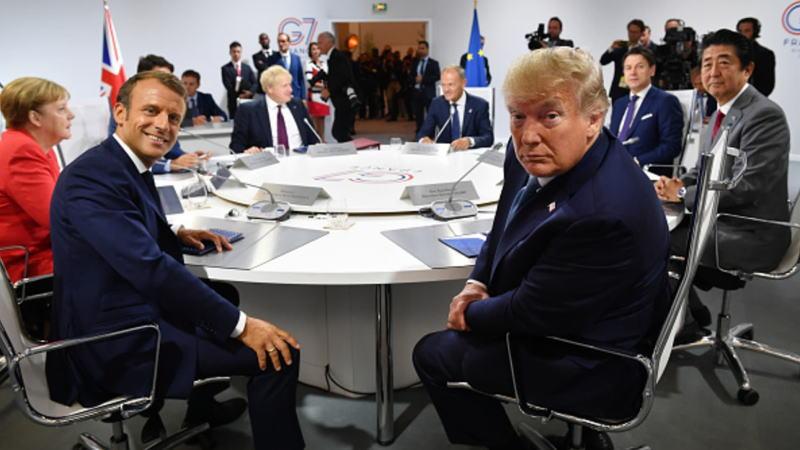 面对特朗普的关税威胁,欧洲目前坚定地维持其数字税