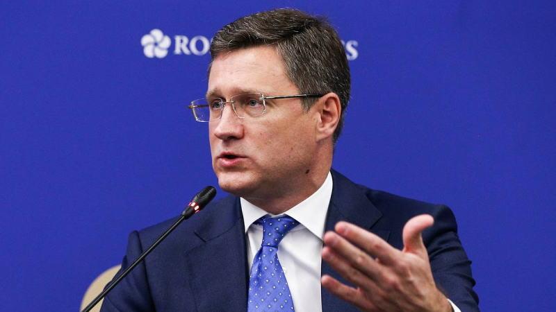 """俄罗斯能源部长诺瓦克:伊朗不是波斯湾不稳定的原因,对伊朗的制裁是""""非法的"""""""