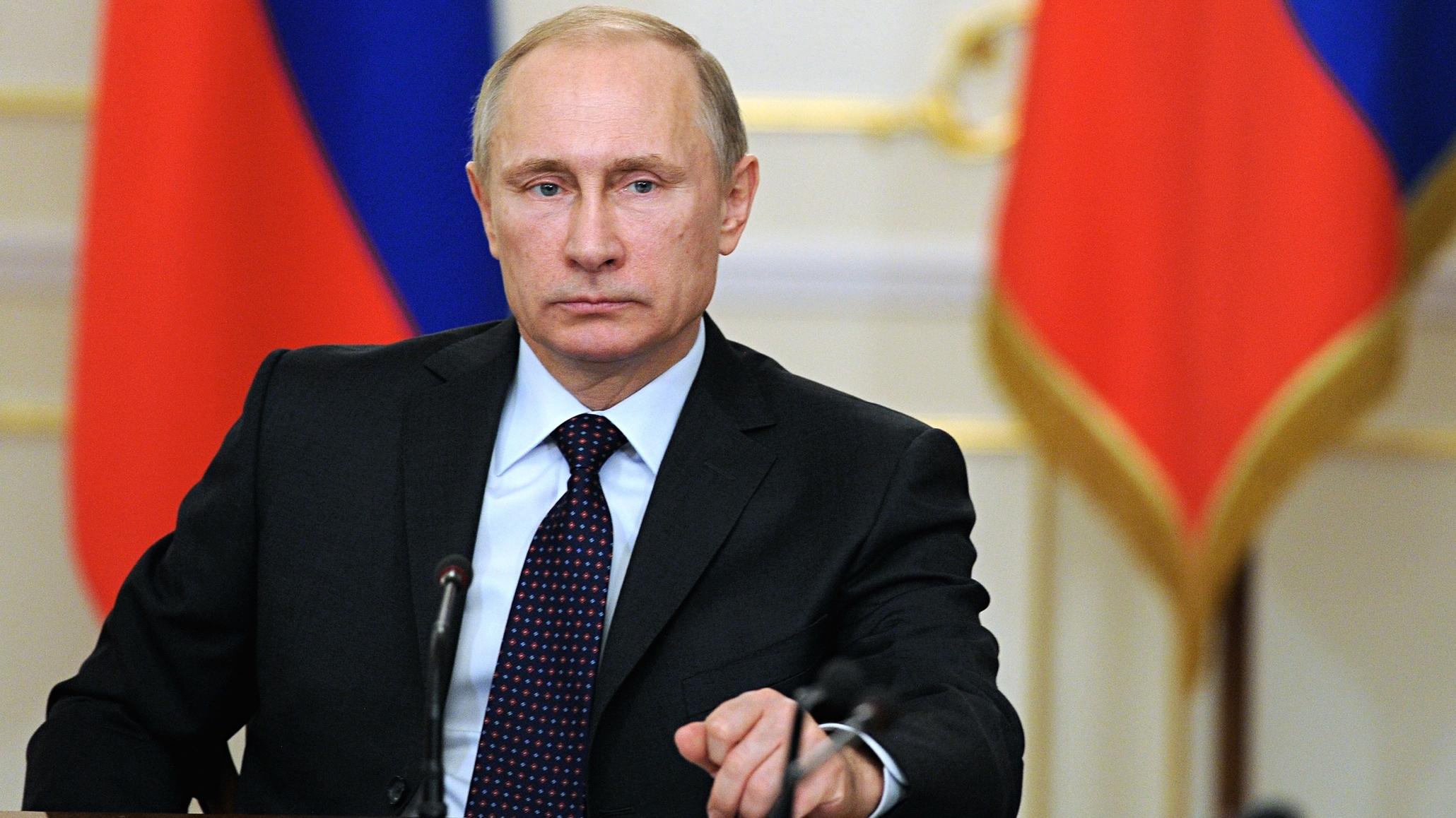 """俄罗斯总统普京呼吁全球石油生产商和消费者共同应对""""充满挑战的""""市场局面"""