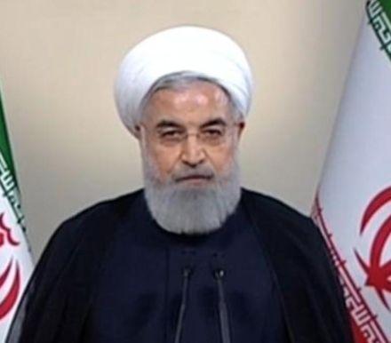 Breaking news_突发新闻:哈桑·鲁哈尼,伊朗现总统,政治家