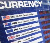 """本周,欧洲央行行长拉加德淡然面对欧元最近的升值,担心发出任何与美国打""""汇率战""""..."""