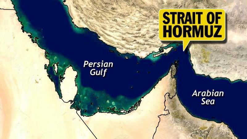 能源分析师担心伊朗下一步会封锁霍尔木兹海峡,这将导致油价飙升至三位数