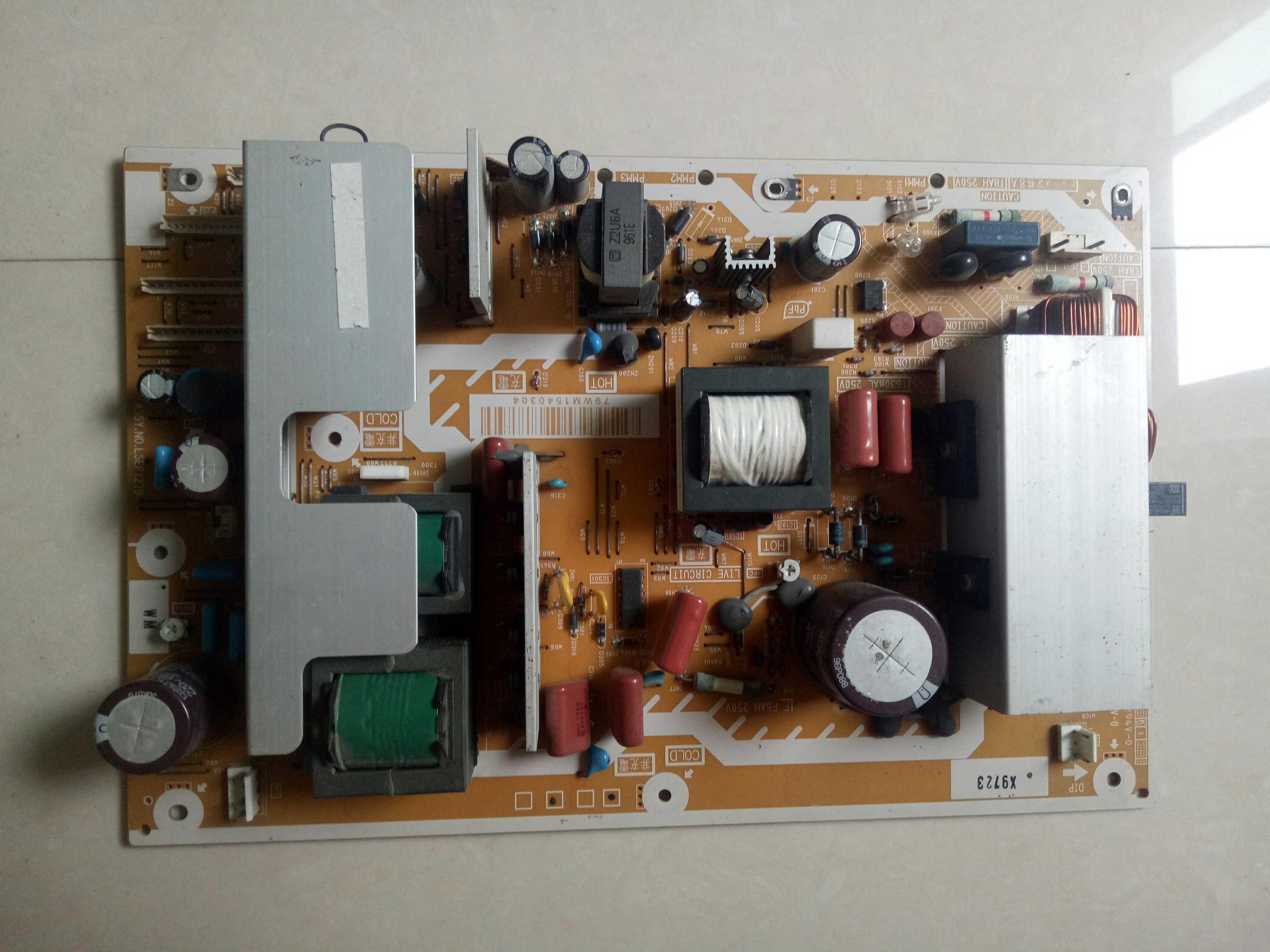 原装长虹PT50618A电源板型号 ASSY.N0.LSEP1279