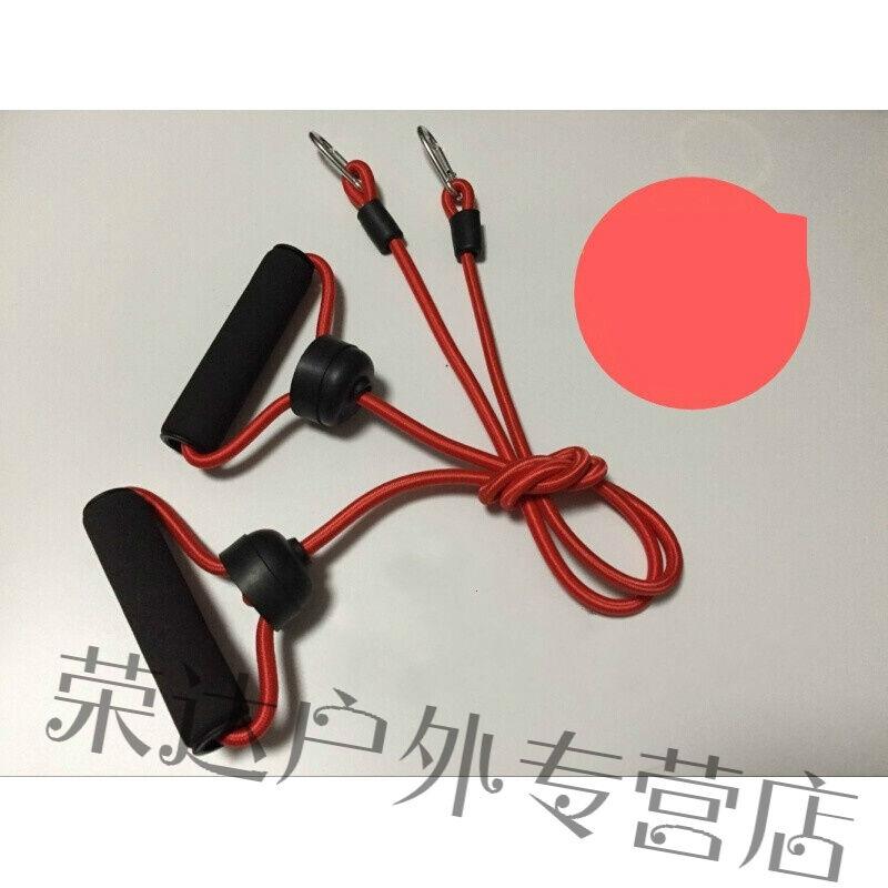 Thiết bị chính phụ kiện nhà bước máy tập thể dục dây kéo tay kéo dây sit-up bảng đàn hồi dây thể dục - Stepper / thiết bị tập thể dục vừa và nhỏ