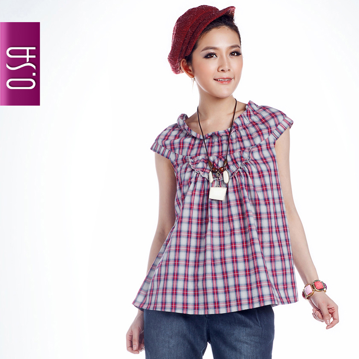 женская рубашка OSA sc10316 O.SA2011