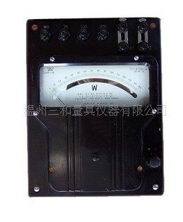 D26-W single-phase wattmeter/single-phase power meter/pointer meter 0.5-level warranty