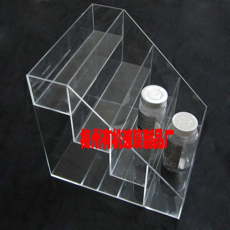 USD 46.65] Transparent acrylic display frame plexiglass desktop ...