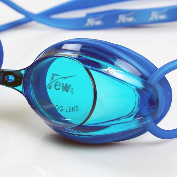 Kính bơi chống sương mù nổi FEW chính hãng F3 HD mẫu chuyên nghiệp thi đấu kính bơi