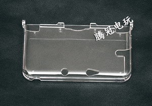 3DSLL Crystal Case 3DSXL Crystal Case 3ds ll Crystal Case 3dsll Phụ kiện 3DS XL Case - DS / 3DS kết hợp
