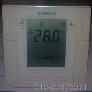 air conditioning control panel. siemens thermostat rdf300 rdf300.02 four control of two-control air- conditioning latest paragraph air panel