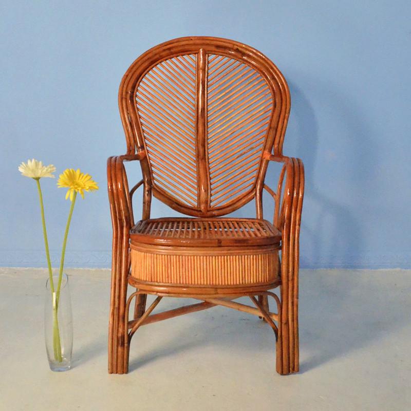 Обеденный стул Цзин бамбук*специальные растения плетеное кресло комфортное кресло из ротанга кресло банан стулья балкон стул плетеное кресло