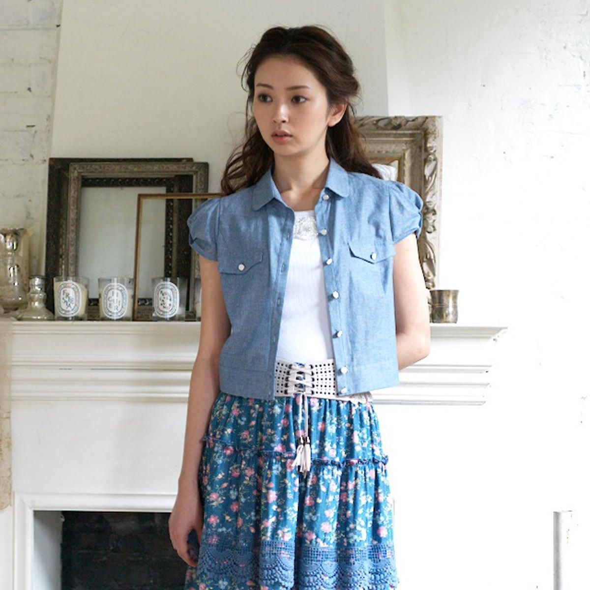 женская рубашка Gloria 103r314 GOELIA 2011