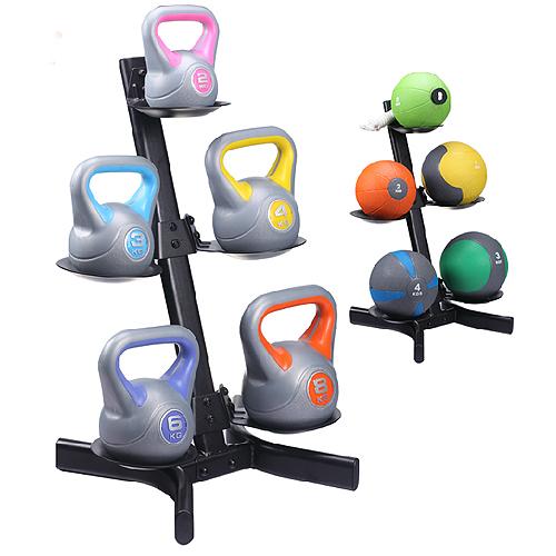 Спортивный зал с колокольчиком для гантелей для Чайник колокол медицины стойка тяжести мяч стойку дома фитнес-оборудование стойки