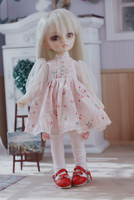taobao agent 【endless】bjd baby clothes sd13yosd dress suit skirt 6 points baby clothes yosd doll clothes