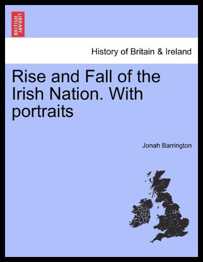 【预售】Rise and Fall of the Irish Nation. with Portraits