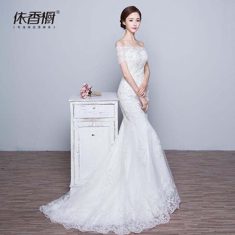 Свадебное платье In accordance with Hong cabinet 2018