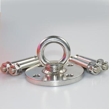 Учебные курсы на CD,  Дом топ воздуха йога мешок с песком гамак вешать стул сгущаться фиксированный блюдо подключить висячие кольцо стоять вешать крюк кольца фиксированный полка, цена 1413 руб