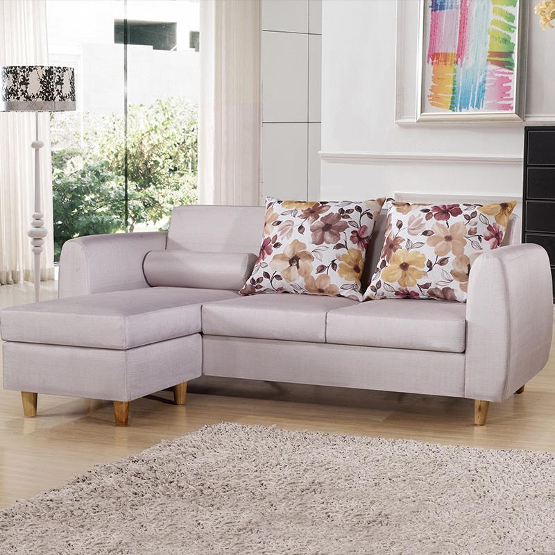 美式复古loft铁艺实木沙发双人沙发椅做旧带轮可移动沙发