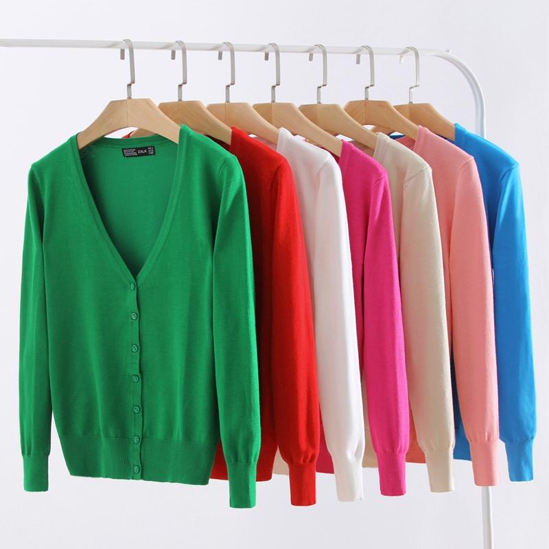 天天特价秋装羊毛针织衫女士开衫短款小外套宽松加厚毛衣外搭韩版