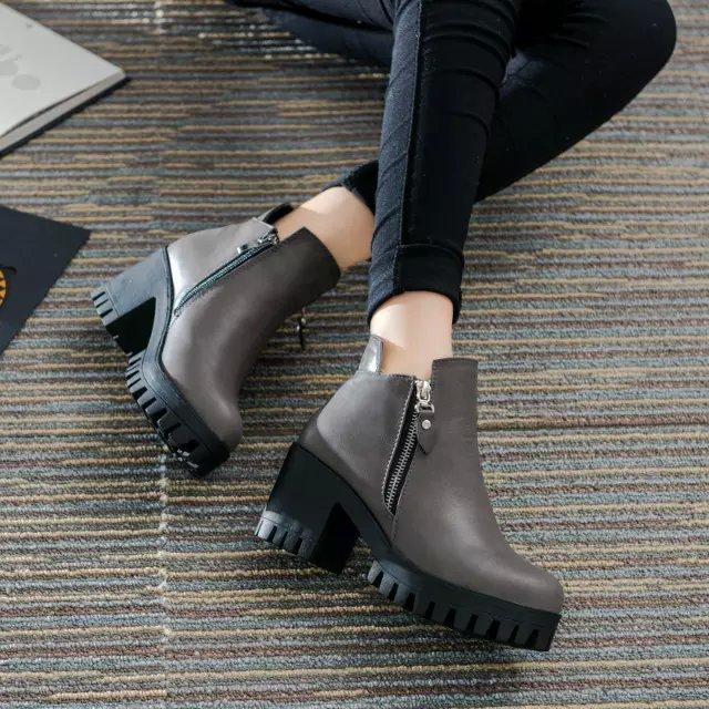 短靴子尖头高跟女棉靴简约通勤细跟女人味及踝靴2015冬季新款女鞋