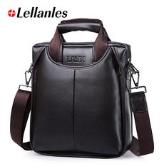 莱伦莱斯商务男包休闲单肩手提包