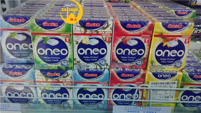Imported food Turkey imported ulker excellent brand oneo five