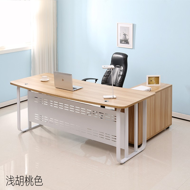 Office Desk Computer Boss Manager Executive Single National