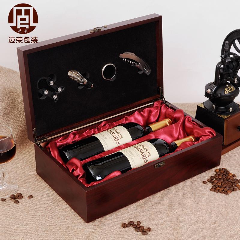 Коробка для вина Michael wing Mr/0015