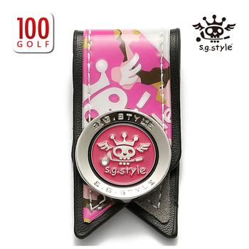 Подставки для шаров,  Япония S.G.STYLE гольф марк Mark SG511PCM гольф карман зажим мяч позиция знак новый, цена 3209 руб