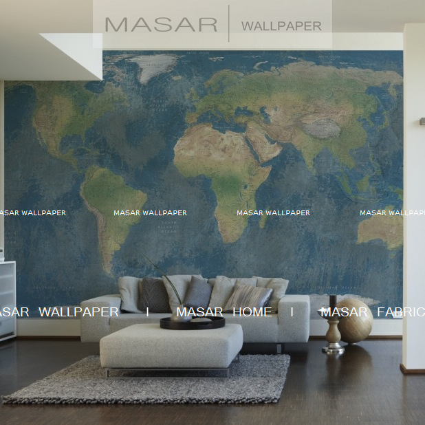 Germany imported wallpaper blue grey world map background wall large masar germany imported wallpaper blue grey world map background wall large mural genuine clearance gumiabroncs Images