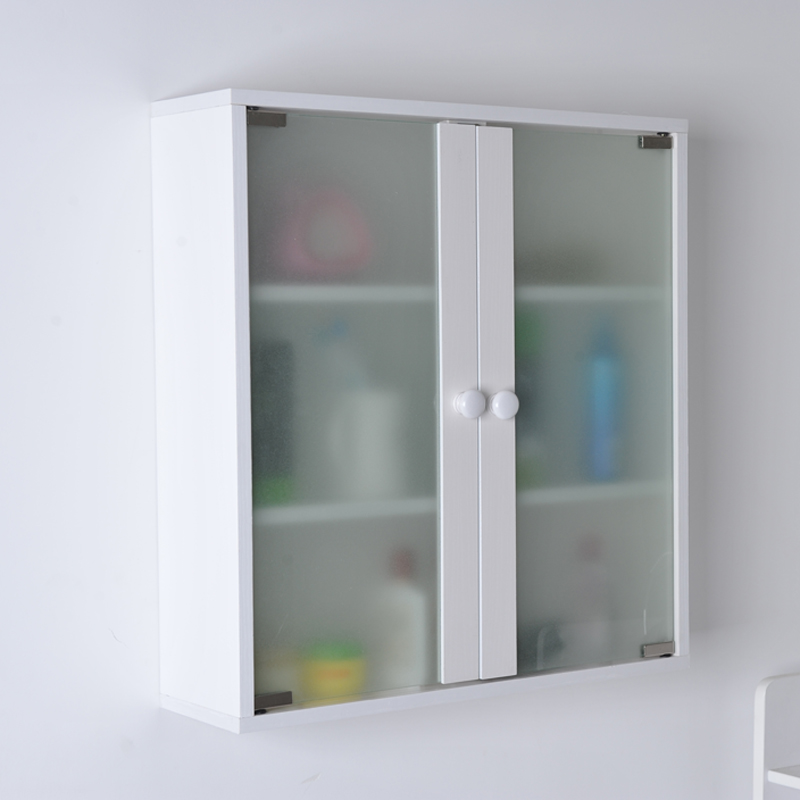 Hanging Cabinet Wall Simple Modern Bedroom Clothes Kitchen Bowl Embly Bedside Storage