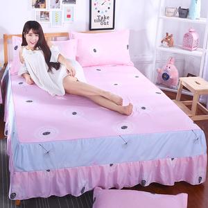 Ou hui ya Meng si giường bao gồm giường bao gồm giường duy nhất mảnh công chúa giường trải giường tấm 笠 1.8 1,5 2.0m