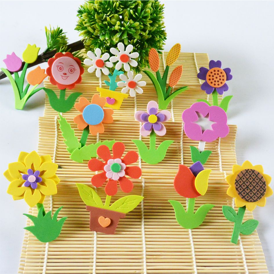 USD 4.71] Primary School kindergarten classroom decoration three ...