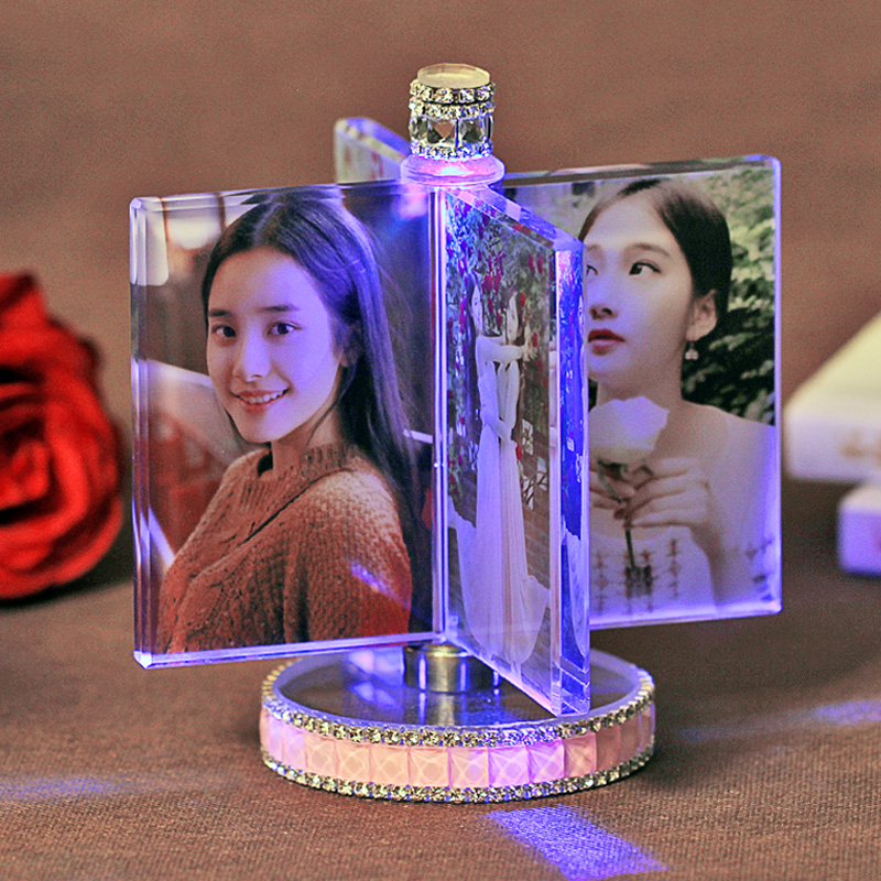 [USD 40.18] Birthday Gift Girls Girlfriends Diy Photo Custom Affiliate Korea Creative Send His