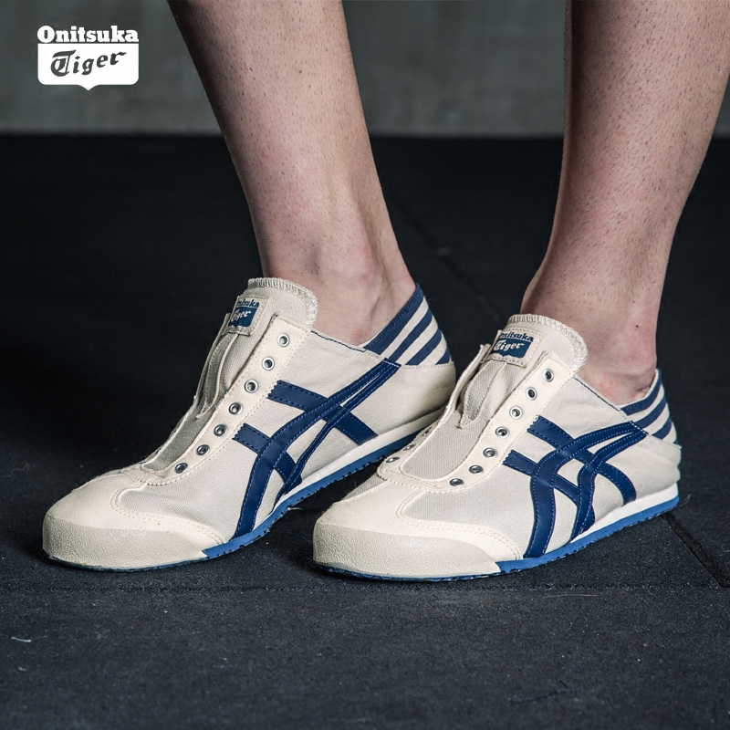 pretty nice b689a 0c134 Onitsuka Tiger onetsuka Tiger casual shoes men and women shoes lazy shoes  MEXICO 66 a pedal TH342N