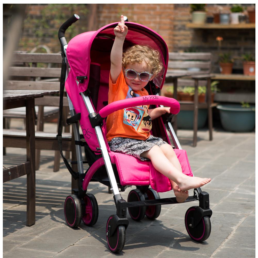 【天天特价】mykids便携婴儿推车轻便伞车婴儿车宝宝儿童手推车