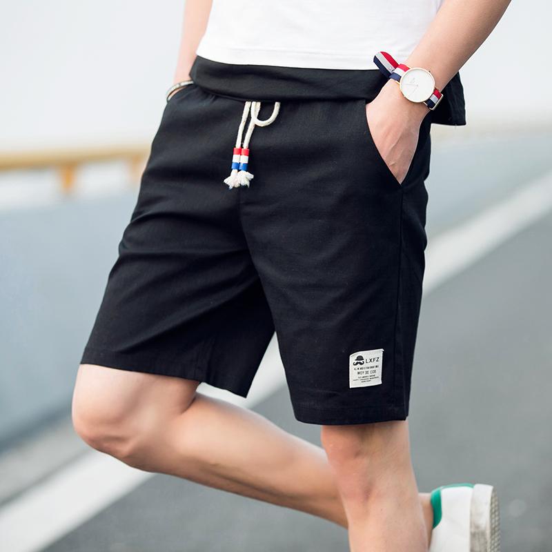 玛狮威 原创男休闲短裤沙滩五分裤