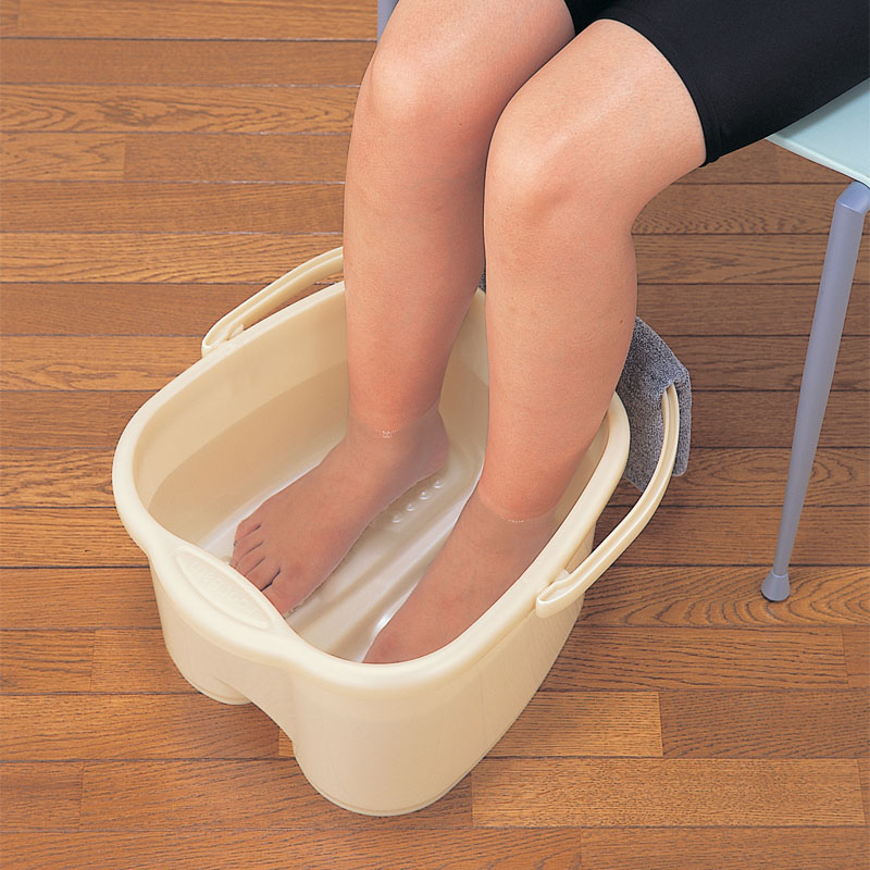 USD 54.68] Japan imports of plastic wash foot basin foot bath tub ...