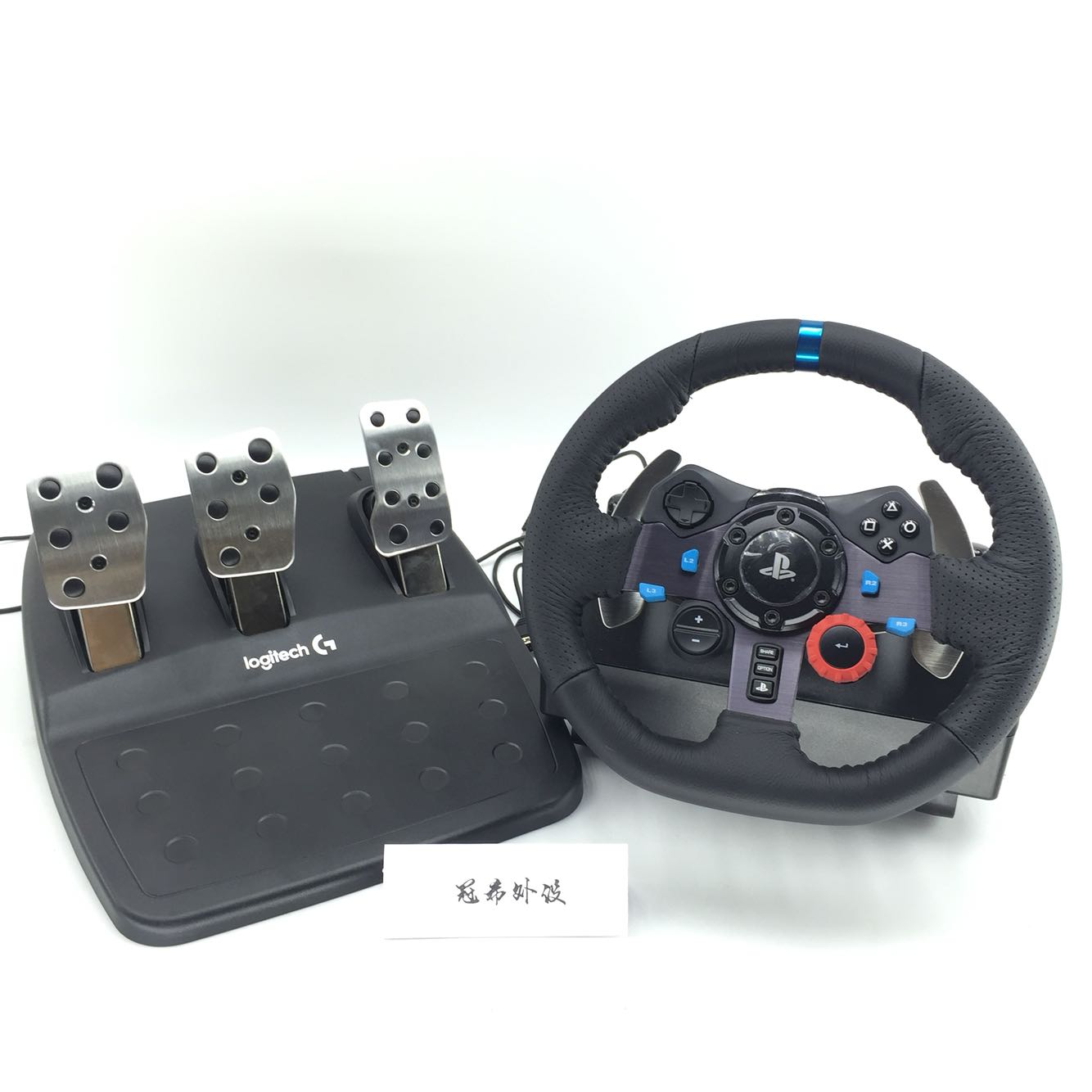 Crown peripheral Logitech g29 G920 Xbox ps3 ps4 PC gaming steering wheel  G27 upgrade