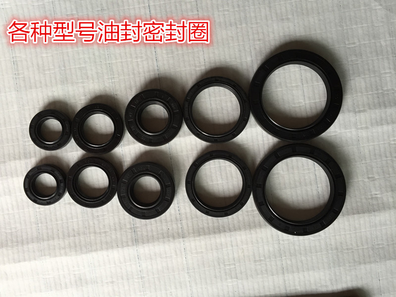 Electric tricycle locomotive reverse gearer half-axis oil seal all kinds of locomotive tricycle model oil seal