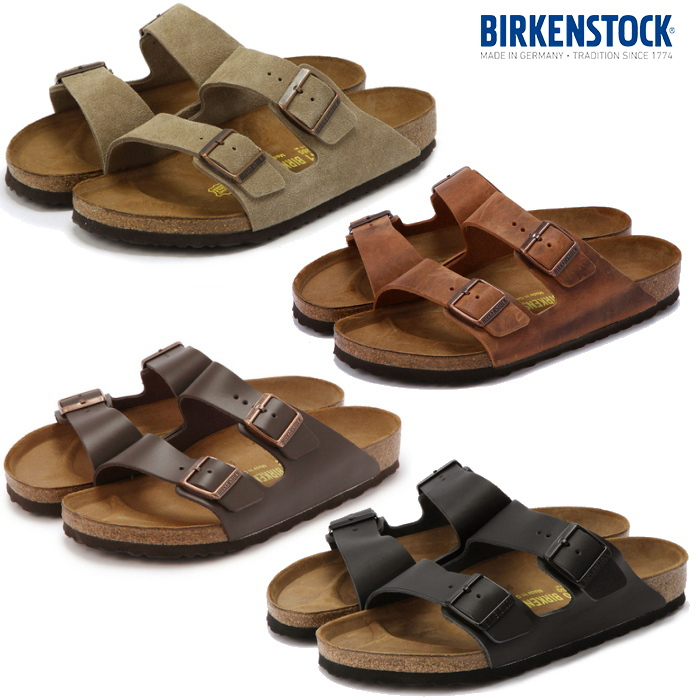 cc0630d917a6 Birkenstock German genuine arizona thick double buckle with a small mouth  pepper Korean fire slippers