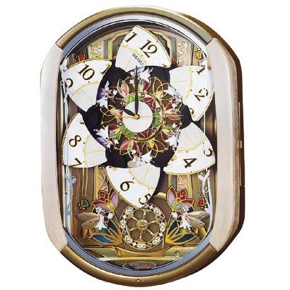 Настенные часы Seiko RE567G