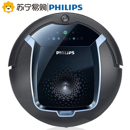 Robot Vacuum Cleaner PHILIPS FC8810 Smart Robotic Cleaning Machine