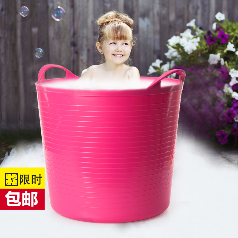 Extra large children bath tub baby bath tub bath tub bath tub dirty ...