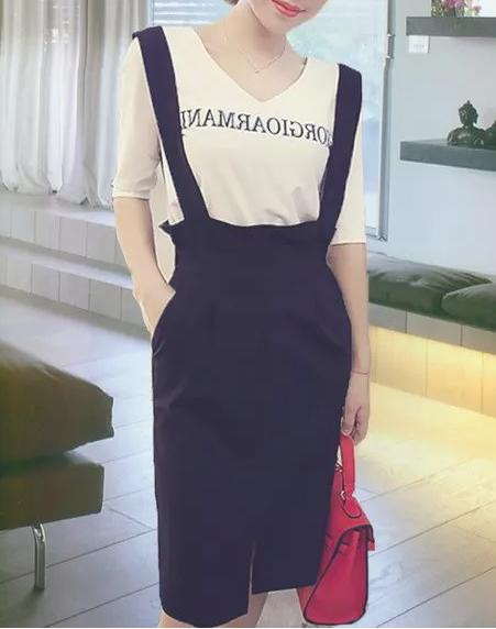 秋冬加厚针织包臀裙迷彩半身裙短裙时尚显瘦弹力针织半截裙