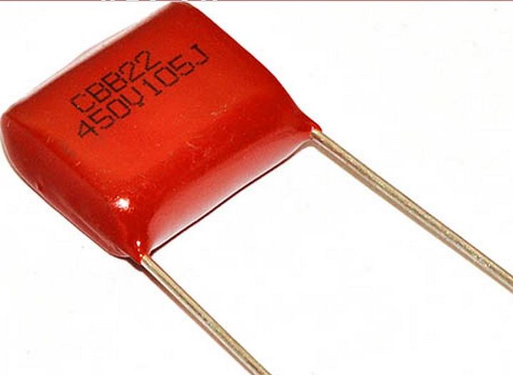 〖�N�l电子〗全新 CBB薄膜电容 450V105J 105J450V 1UF =1UOJ
